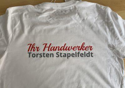 Ihr Handwerker Torsten Stapelfeldt T-Shirt